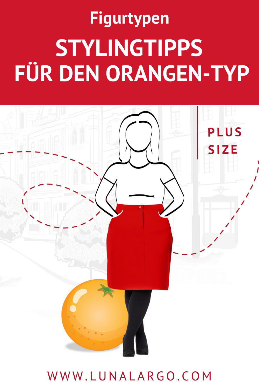 Welcher Figurtyp bin ich? - Die Orange in 2020   Styling