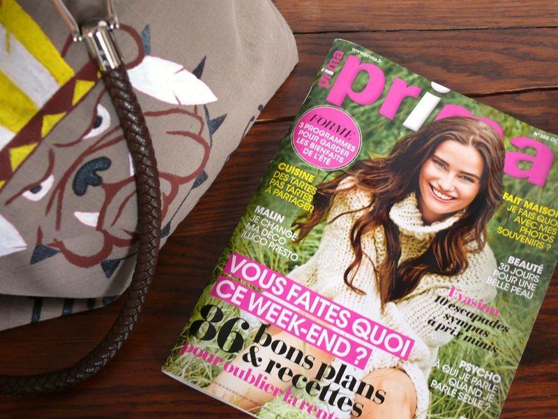 Bee made blog du mois...Parce qu'elle le vaut bien!!...'-))
