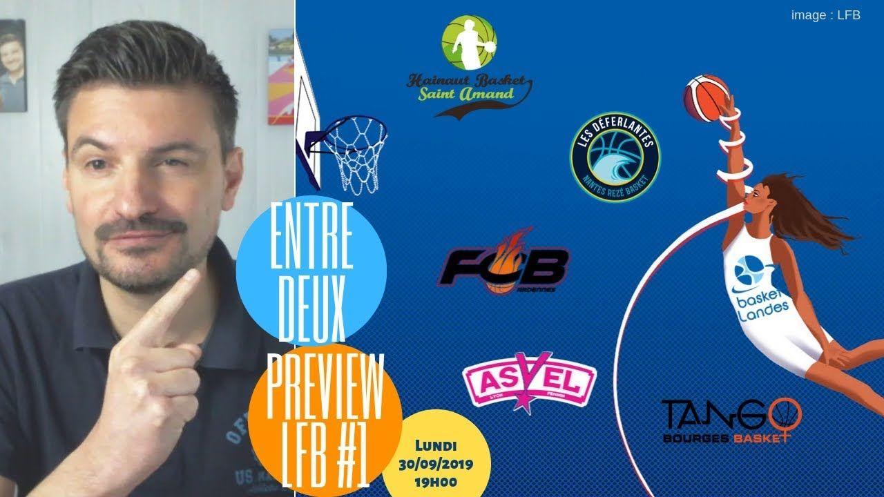 Preview de la Ligue Feminine de Basket saison 20192020 1