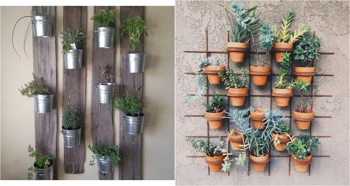 jardin vertical casero c mo hacer un jard n el blog de los mejores consejos y jardineria alicante 4 Si tu casa es pequeña, los jardines verticales son geniales para decorar  cualquier pared de tu casa.