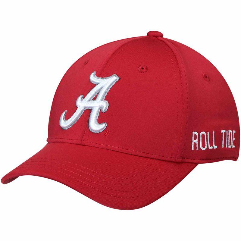 huge selection of 5eb39 2a651 Alabama Crimson Tide Top of the World Choice Flex Hat - Crimson