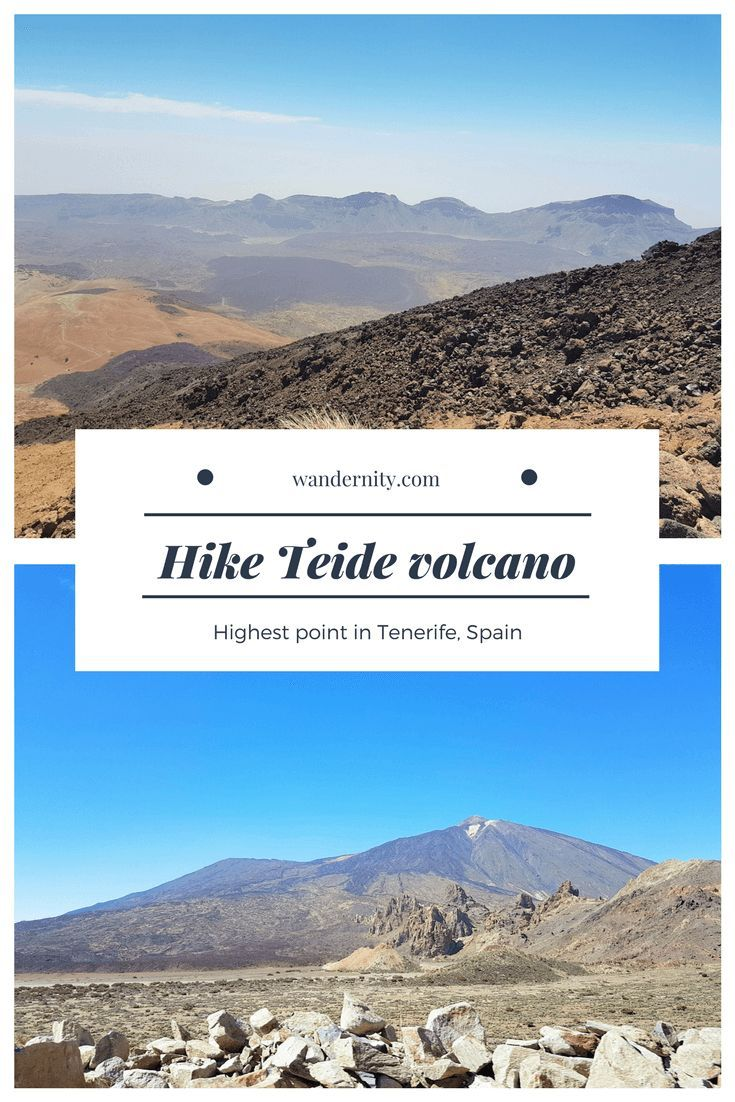 Teide Volcano Hike In Tenerife Spain Top Blogs Pinterest Viral Board Best Travel Guides Wanderlust Travel Travel Articles