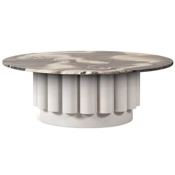 Eden Rock Coffee Table Modern Square Coffee Table Decorating
