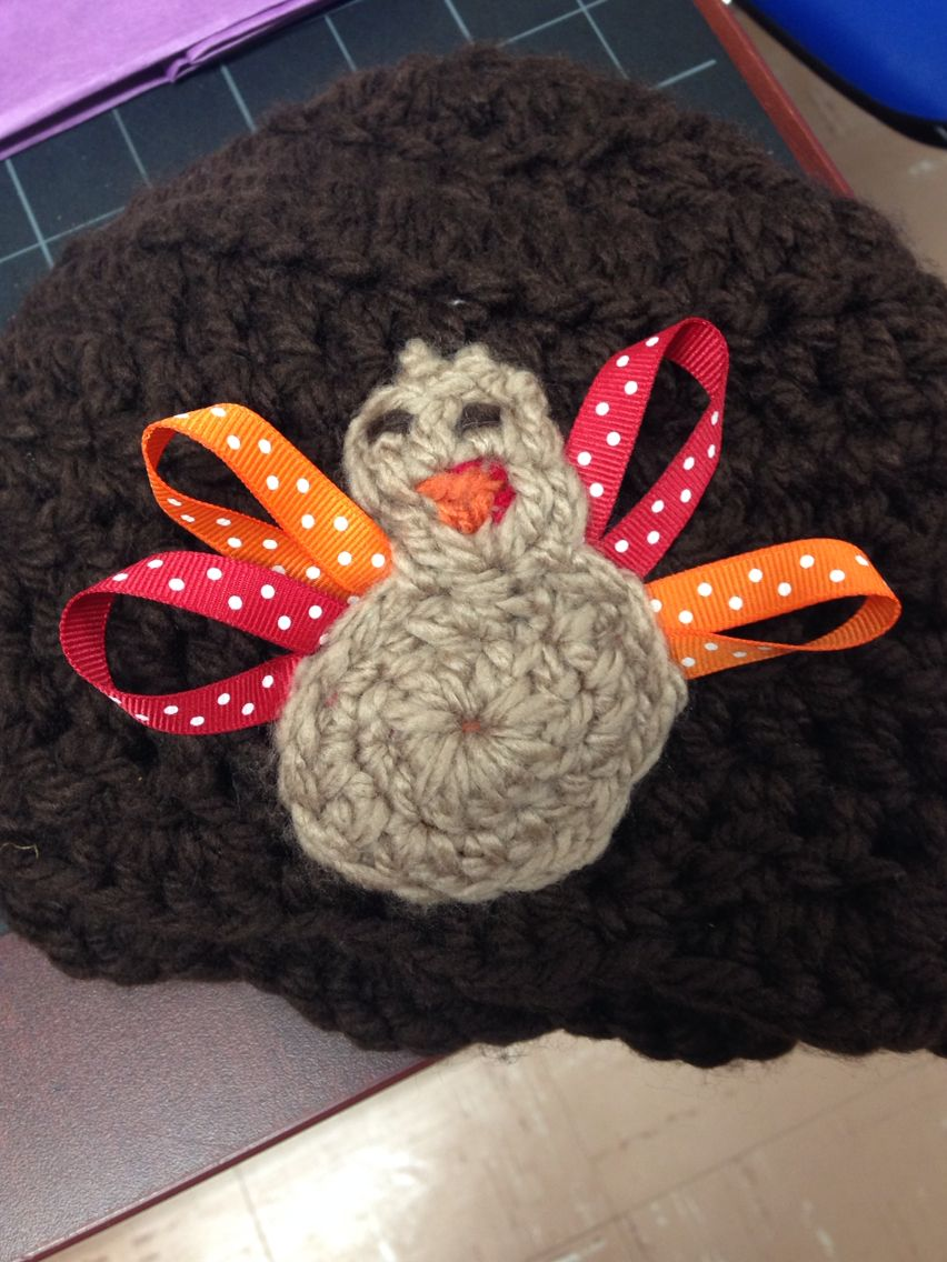 Happy Thanksgiving. (With images) Yarn crafts, Yarn, Crafts