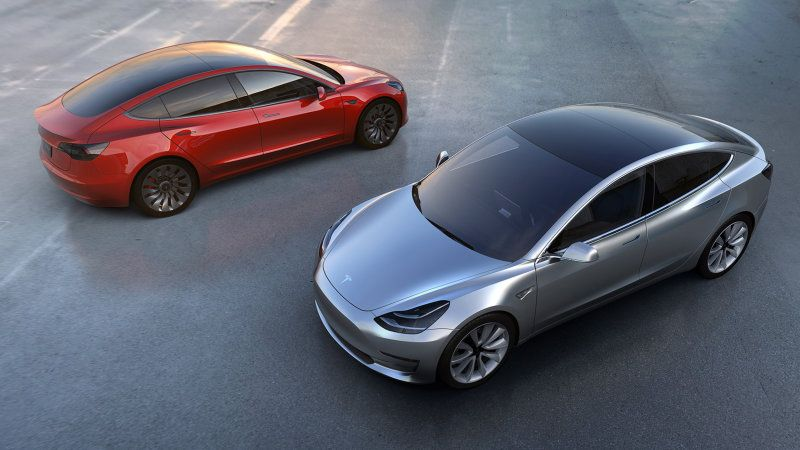 2019 Telsa Model 3 Gets Top Safety Pick Rating From Iihs Tesla