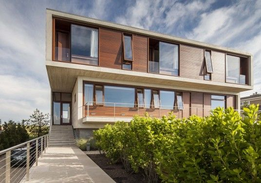 wood house architecture design