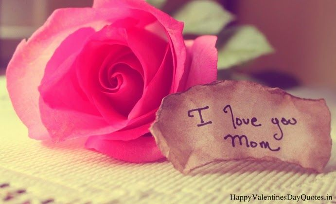 happy valentines day quotes for mom 2015 wishes messages by son daughter