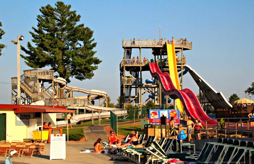 Chula Vista Resort Wisconsin Dells Wi United States: Sitting At The Edge Of The Resort Town Of Wisconsin Dells