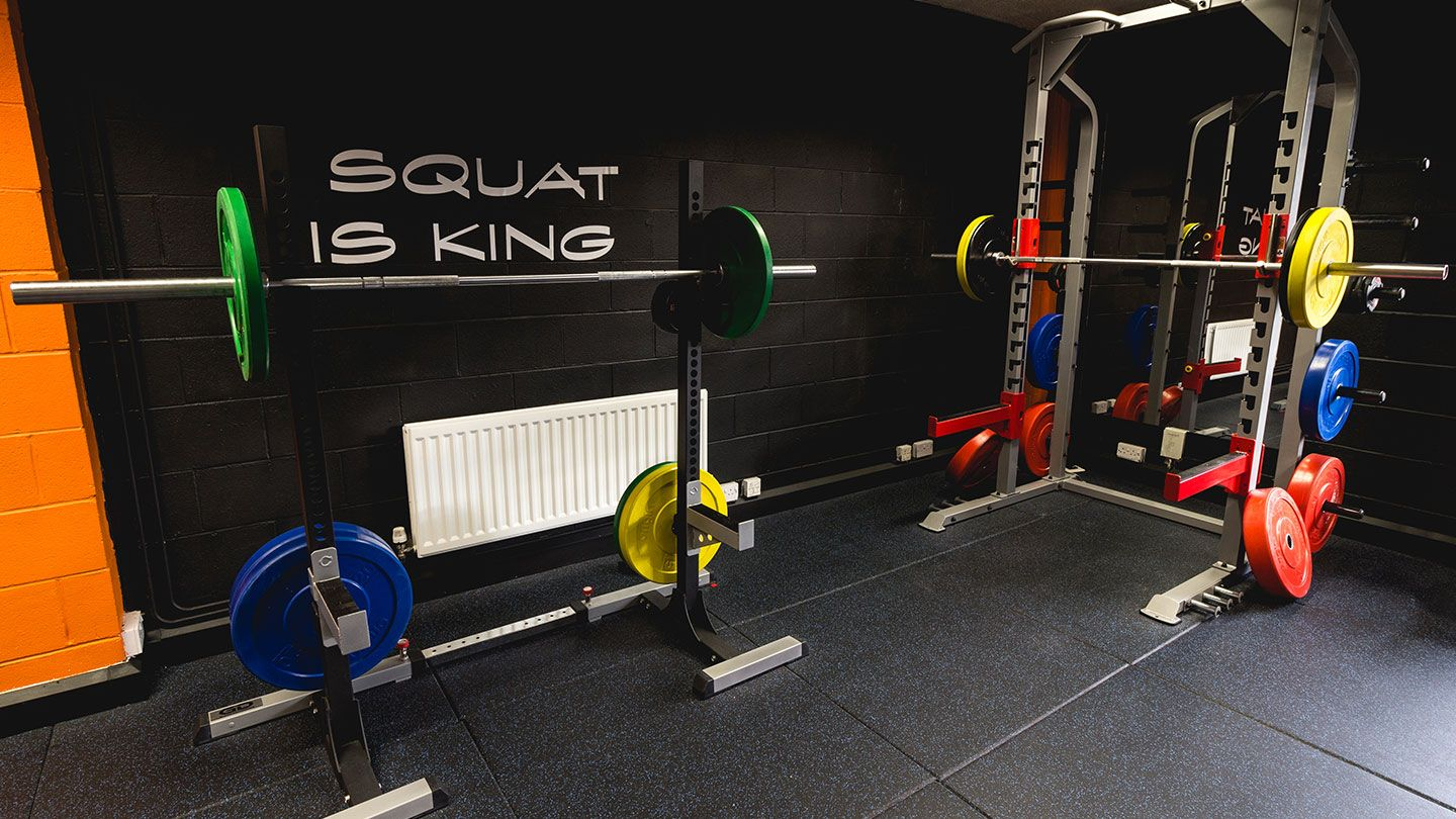 Armstrong fitness 7 gym design personal training studio