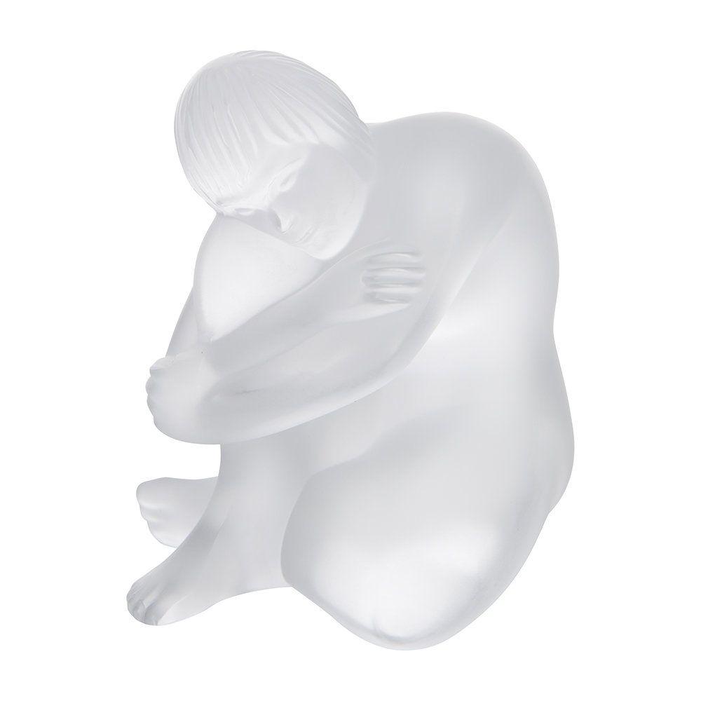 Lalique - yoga position - Nude Sage Figure: Amazon.co.uk