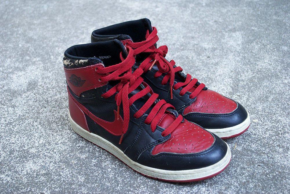 OG Nike Air Jordan 1 1985 Banned