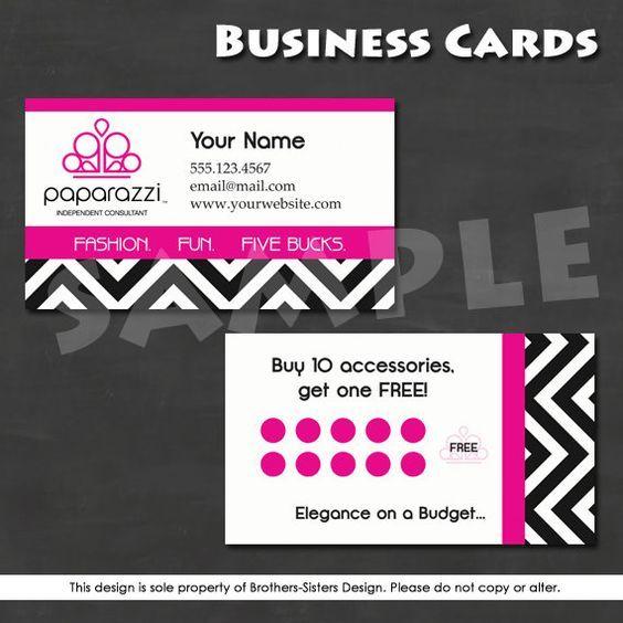 Paparazzi jewelry business card digital download paparazzi jewelry paparazzi jewelry business card digital by brothersistersdesign colourmoves Choice Image