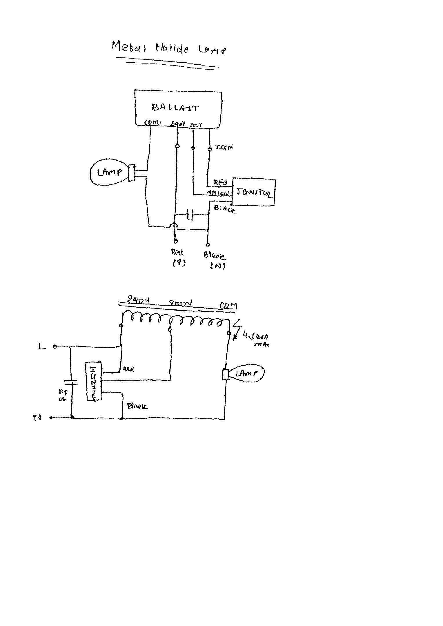 55 Fresh Fluorescent Light Wiring Diagram For Ballast Fluorescent Light Ballast Fluorescent