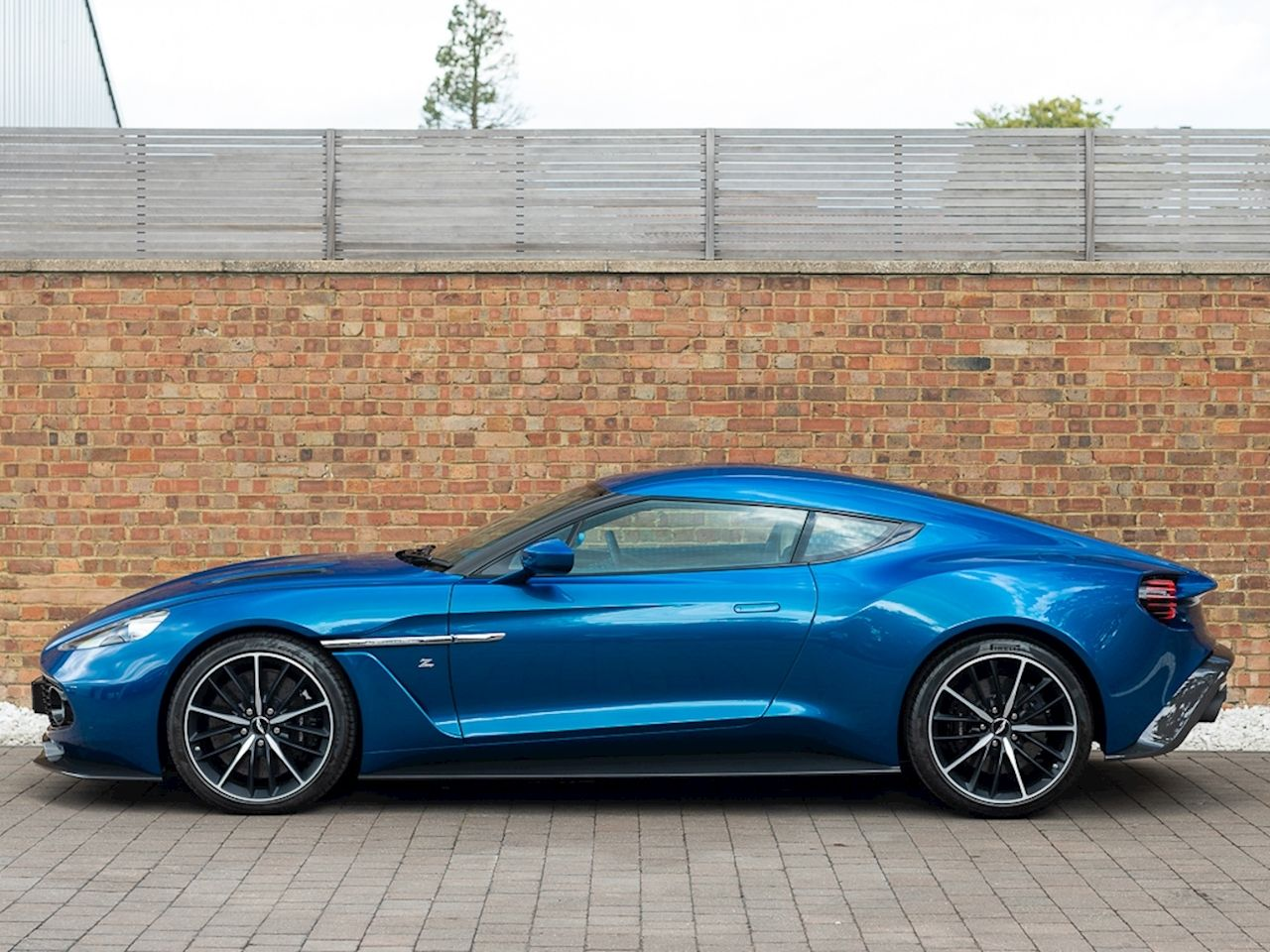 Aston Martin Vanquish Zagato Coupe Luxury Pulse Cars United Kingdom For Sale On Luxurypulse Aston Martin Vanquish Aston Martin Vanquish