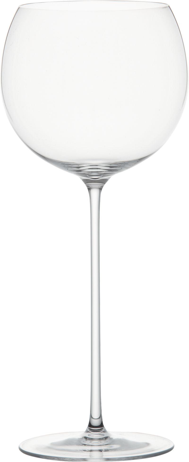 Camille 23 Oz. Long Stem Wine Glass - Red | Tipps und Küche