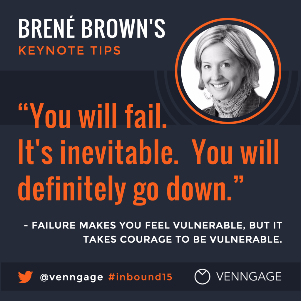 Brene Brown S Words On The Value Of Failure