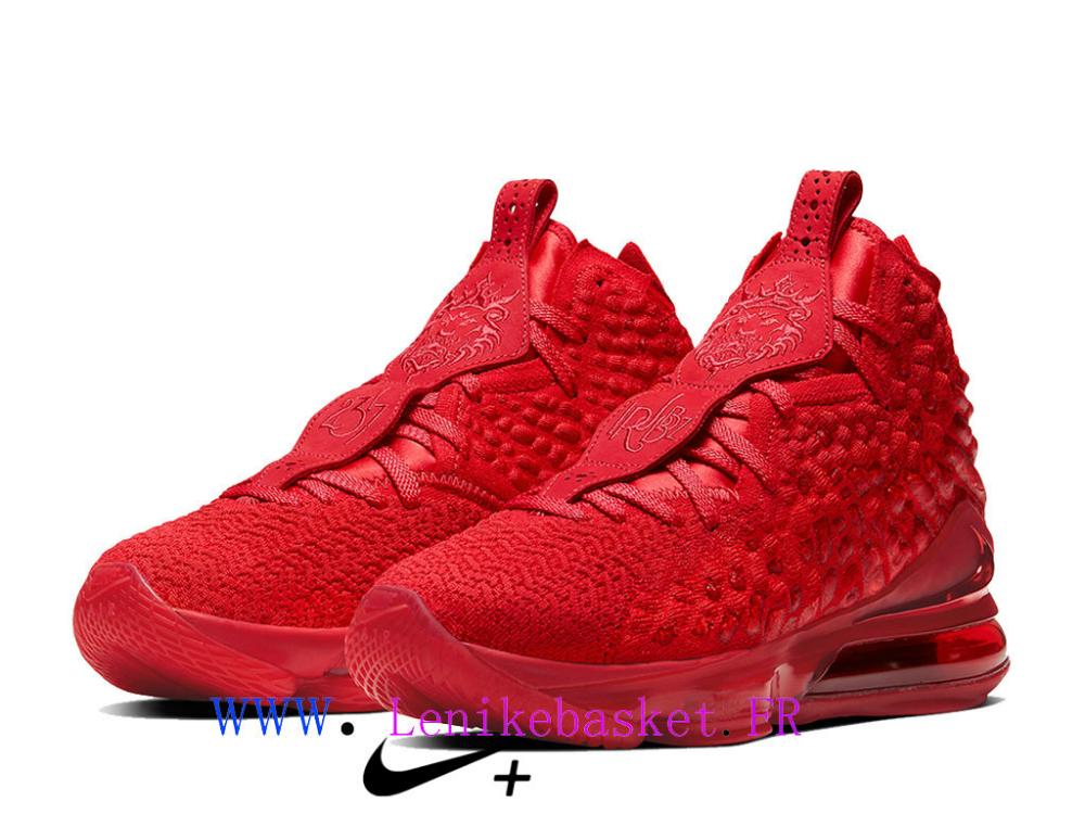2020 Nouveau Nike LeBron James 17 Chaussures De Basket Ball