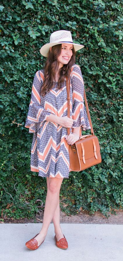 @lonestarLGblog featured the Satchel Backpack in her gorgeous Fall outfit. Check out her blog to see more.