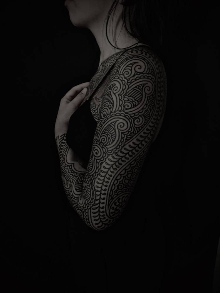 Henna Tattoo Aftercare: Remarkable Sleeve Tattoos That Are Prettier Than Clothing