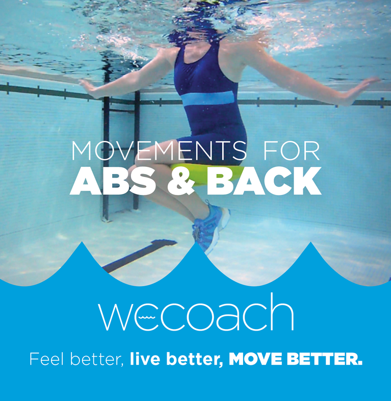 Movements for abs back exercise dvd exercise products - Swimming pool exercises to lose weight ...