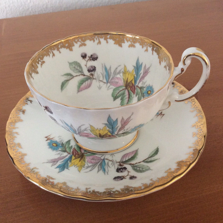 Beautiful Collectible Tea Cup Saucer Tea Pinterest  ~ Tazas Para Infusiones El Corte Ingles