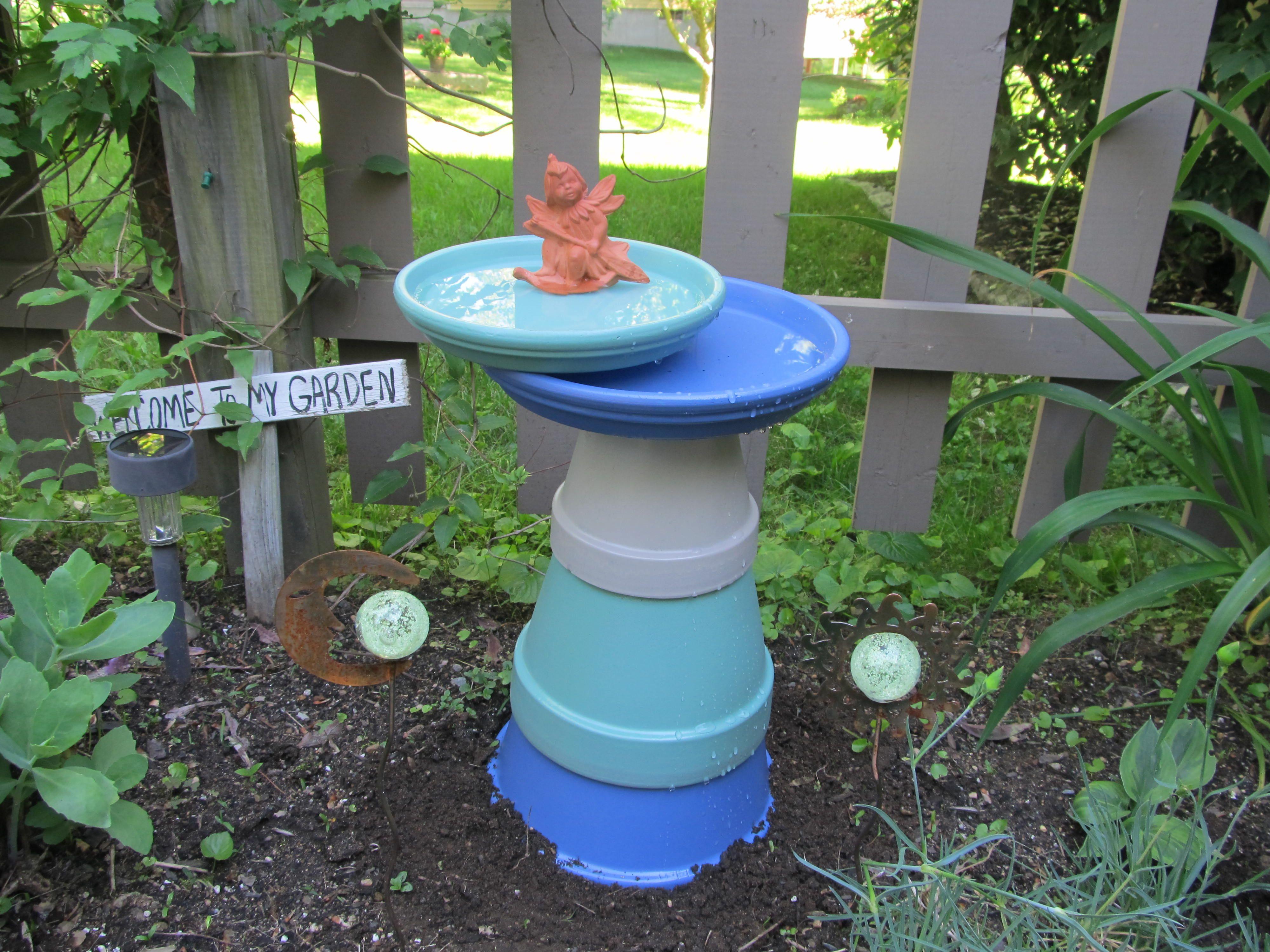 DIY project   Garden Ideas   Pinterest