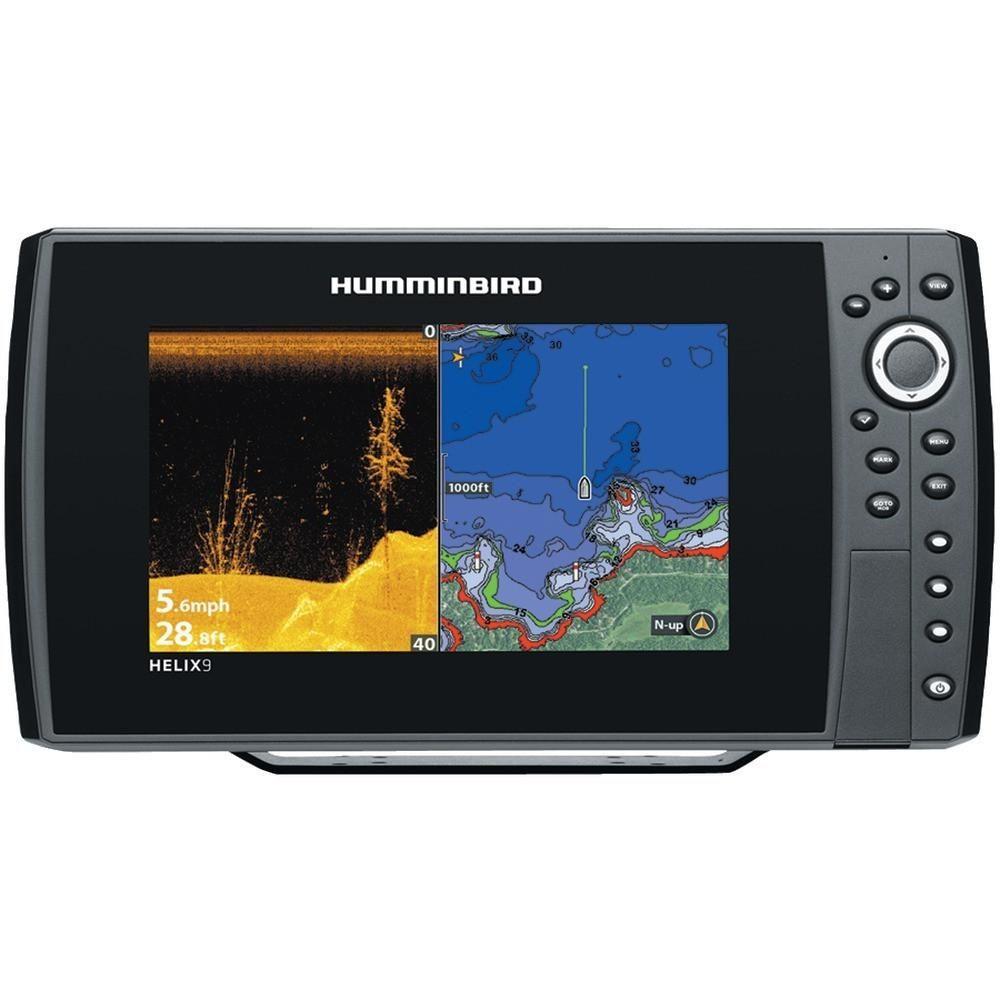HUMMINBIRD 4099301 HELIX(TM) 9 DI GPS. 9 WVGA display
