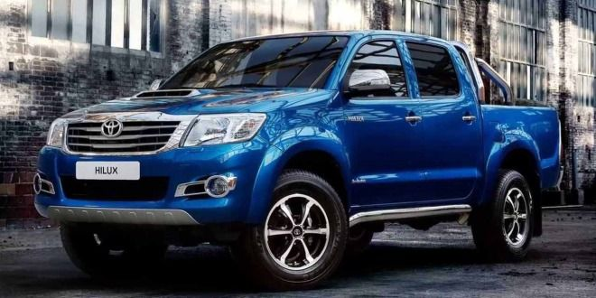 Toyota Hilux Vigo Champ Wallpapers Hd Wallpapers 360 Cars