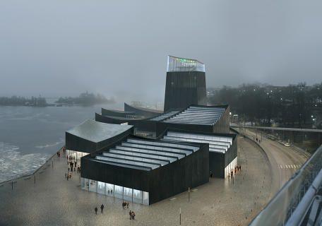 Winning Design Revealed For The Guggenheim's Helsinki Outpost