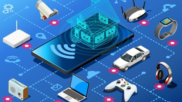 [Udemy 100 of Things (IOT) for beginners