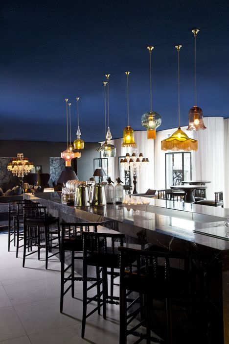 Andaz amsterdam prinsengracht hotel by marcel wanders for Color design hotel
