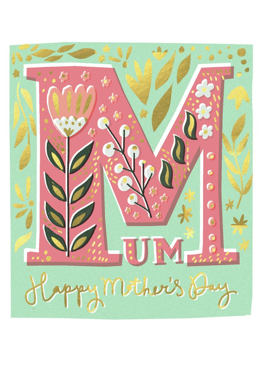 Pin By Debby Blocken On Card Inspo Mothers Day Card Template Mothers Day Cards Greeting Card Design