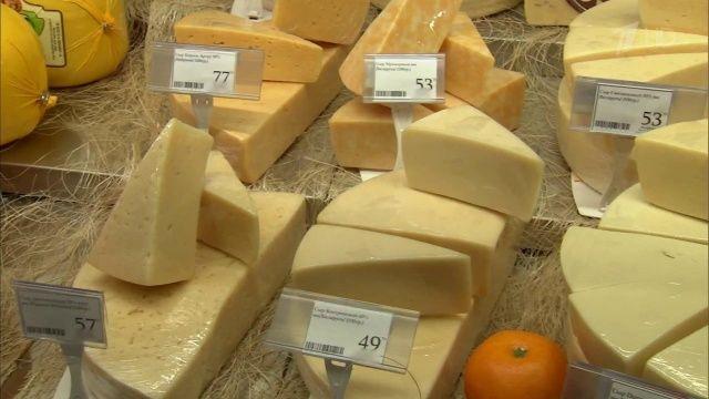 Контрольная закупка Сыр `Голландский` Первый канал Полезные  Контрольная закупка Сыр `Голландский` Первый канал