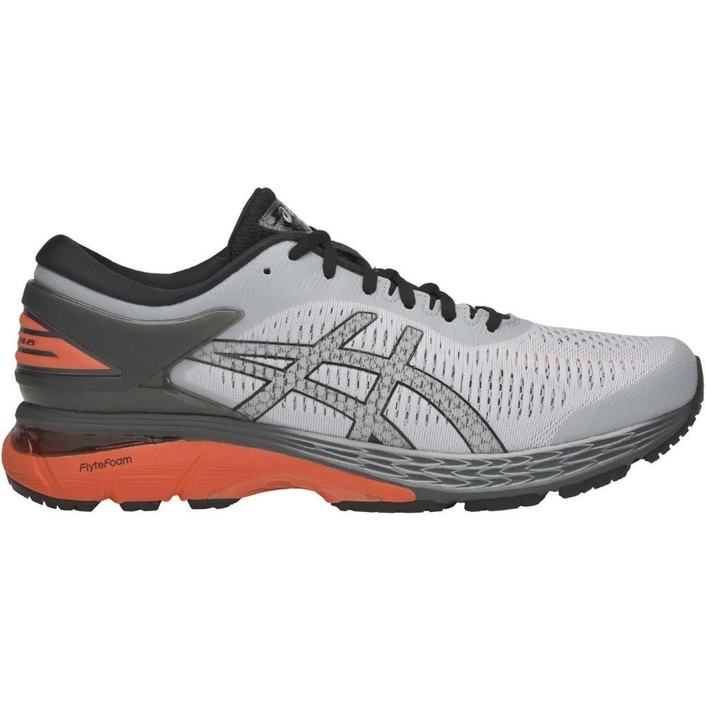 Asics Gel Kayano 25 Sp Laufschuhe Herren Runningschuhe Grau Orange 1011a019 022 Asics Asics Men Shoes Mens