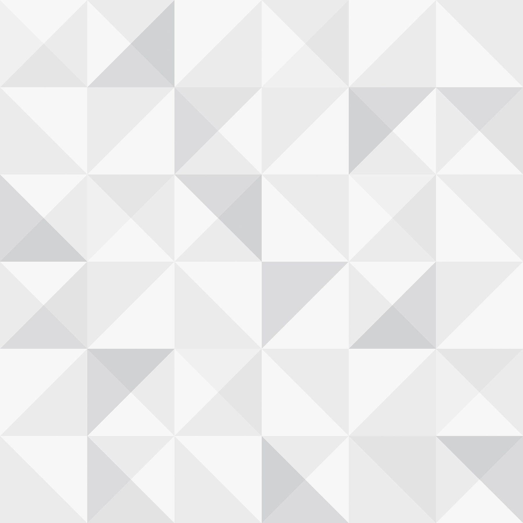 """Wall Vision 33' x 20.9"""" Dabria Geometric Wallpaper"""