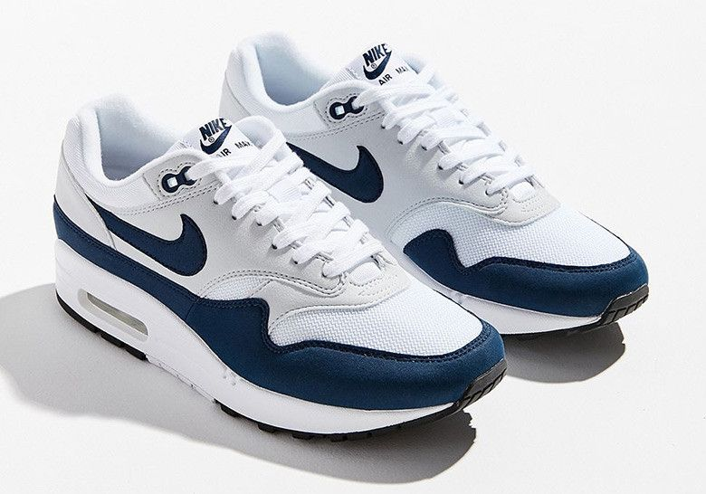 cheap for discount 3124f b81d9 Nike Air Max 1 Navy 319986-104 Release Date   SneakerNews.com