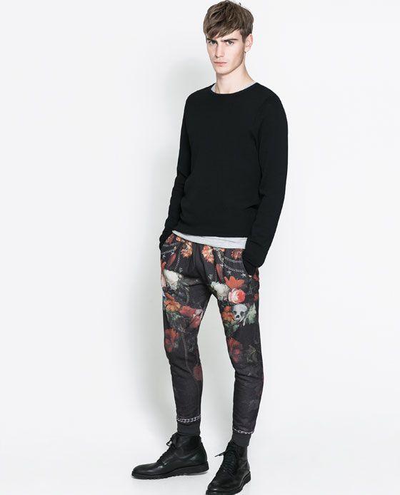 REBAJAS - Pantalones - Hombre  66dfc510a4b3
