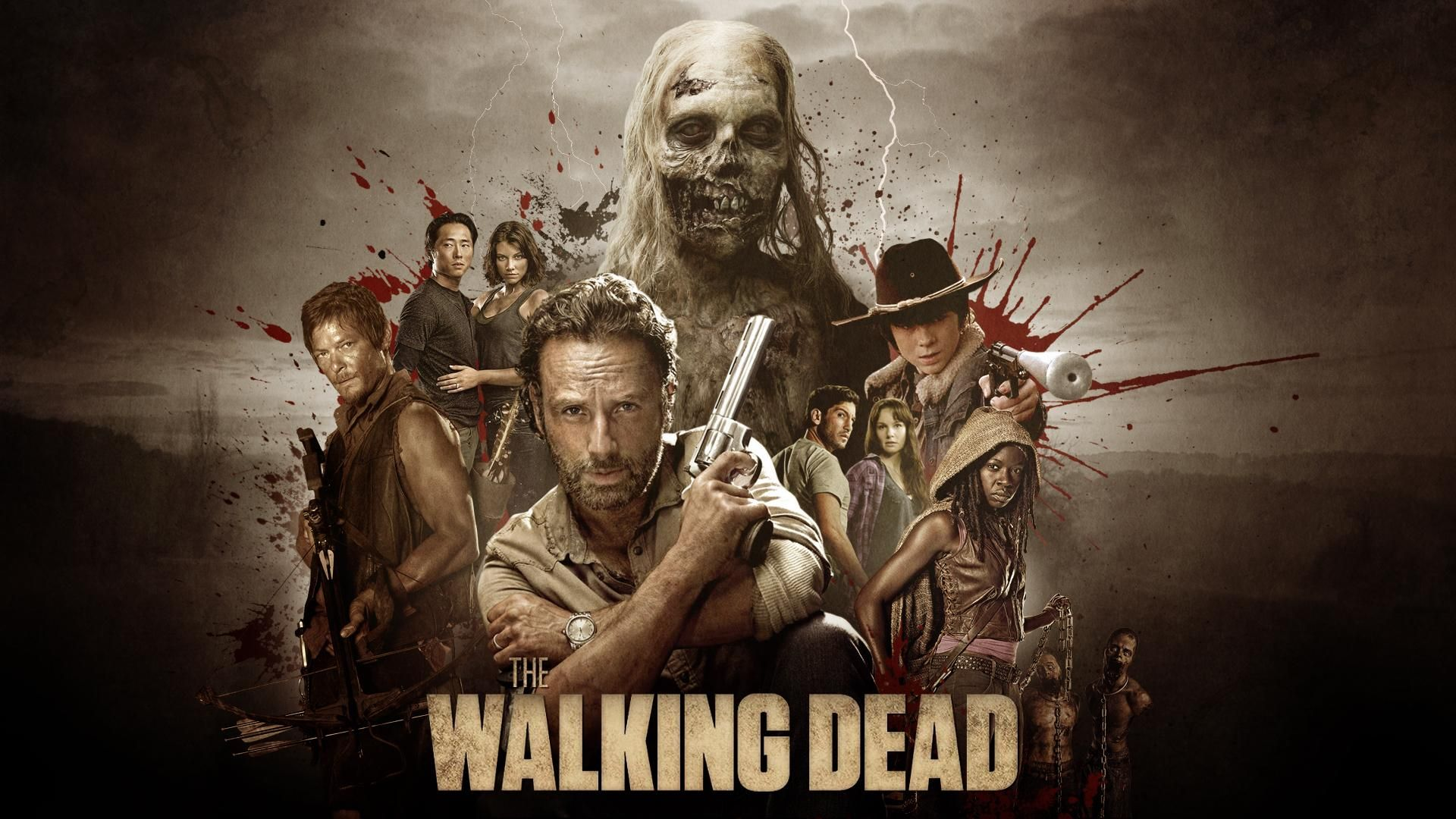 Wallpaper The Walking Dead 1920x1080 Best Zombie Movies