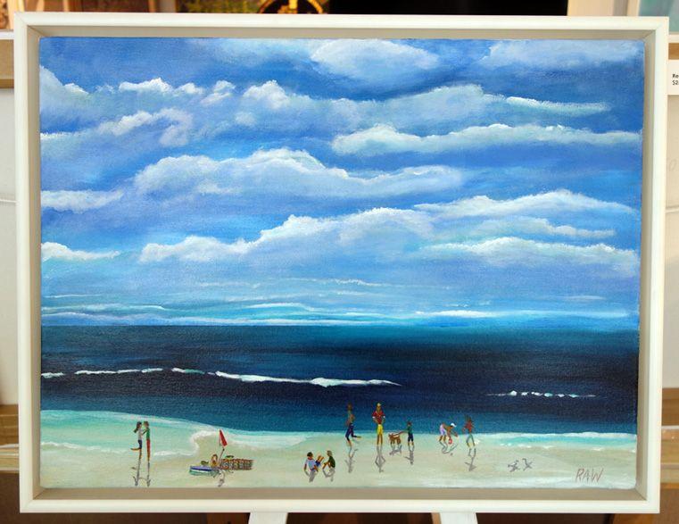 Rebecca Warburton Oil Painting Art To Buy Perth Mt Lawley