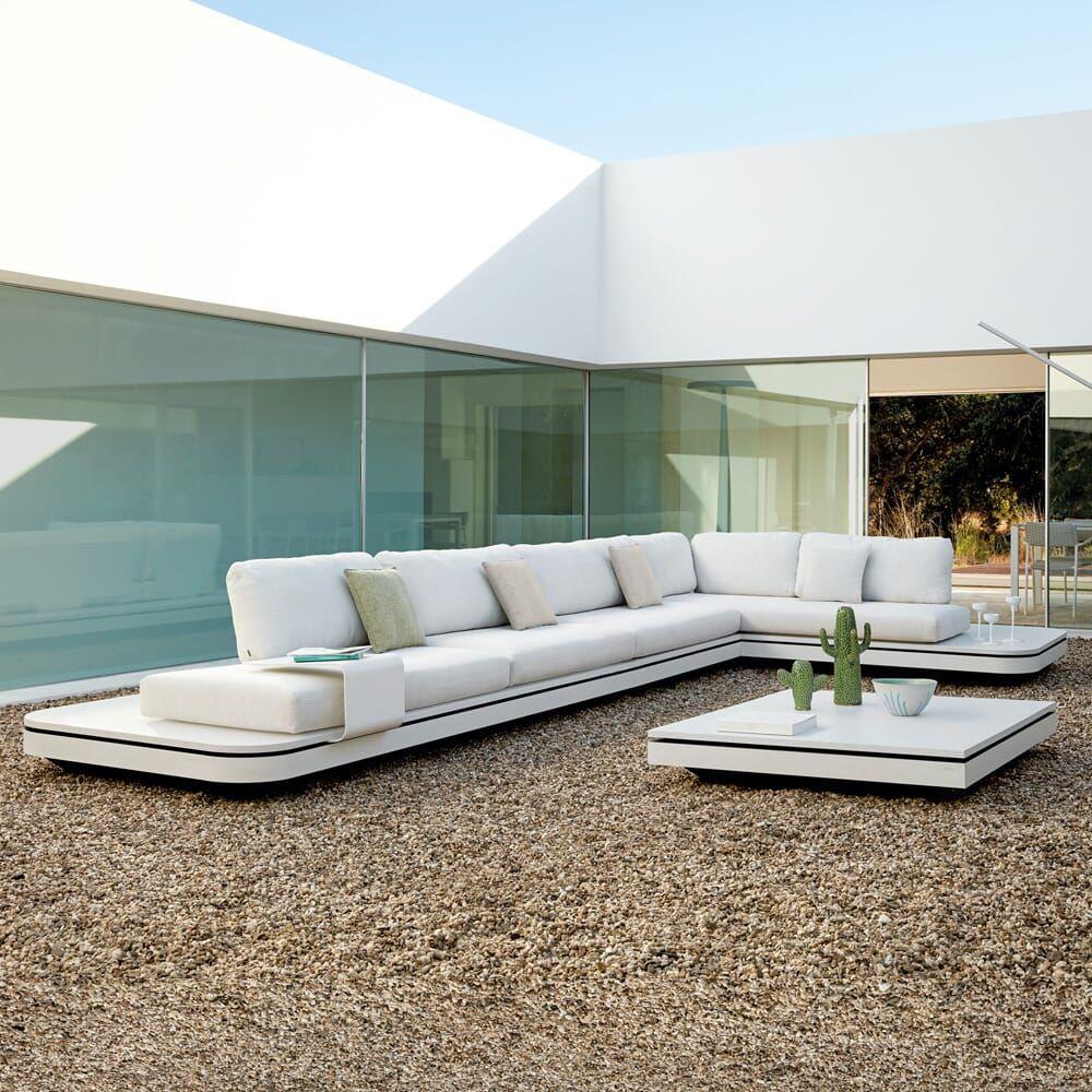 Large Luxury Contemporary Outdoor Modular Corner Sofa Decoracion De Unas