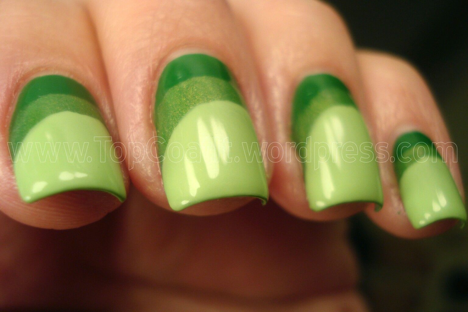 Pin by Zachary Boyles on Green Nail Art | Pinterest | Green nail art ...