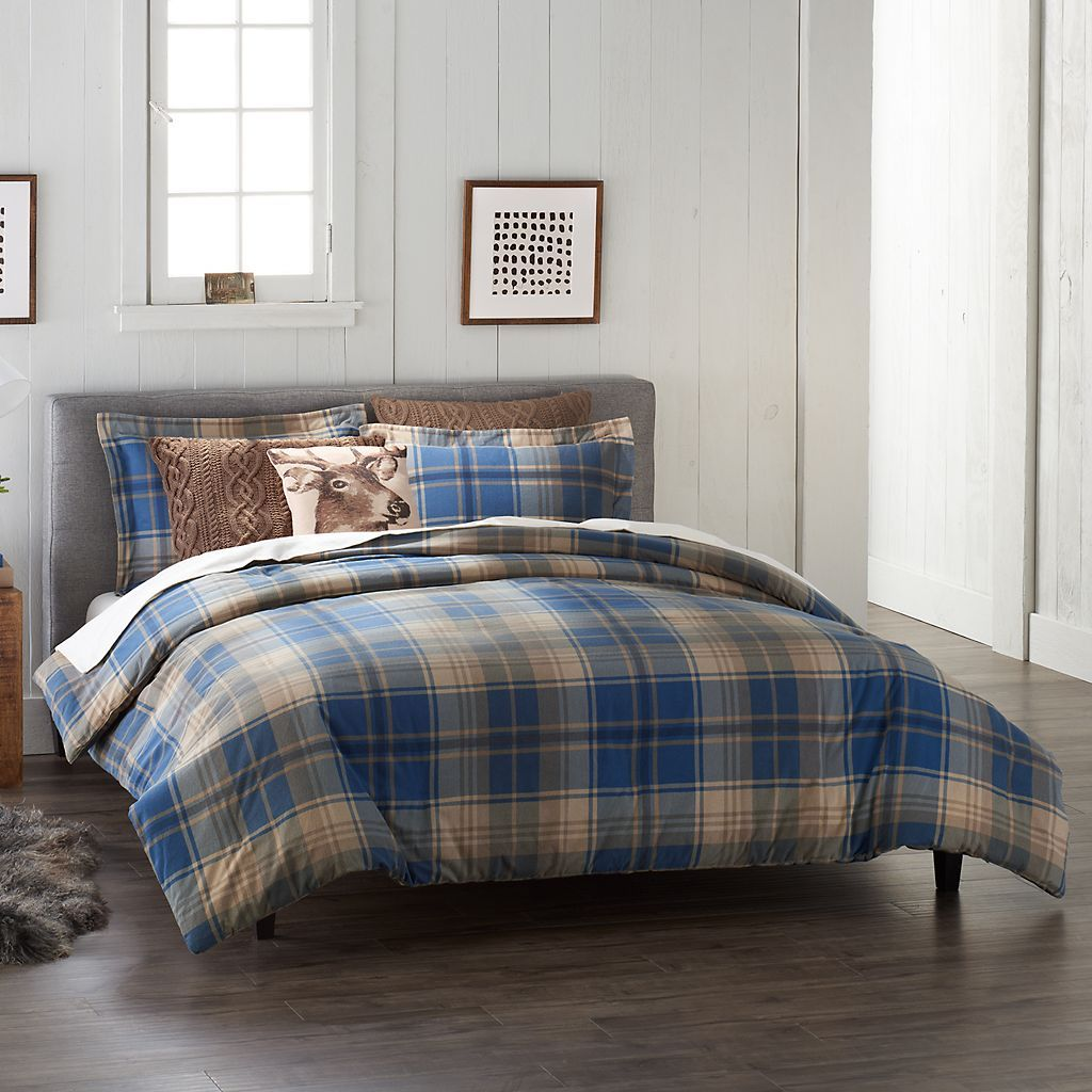 Cuddl Duds Flannel Comforter Set Comforter Sets Blue Comforter Sets Duvet Cover Sets