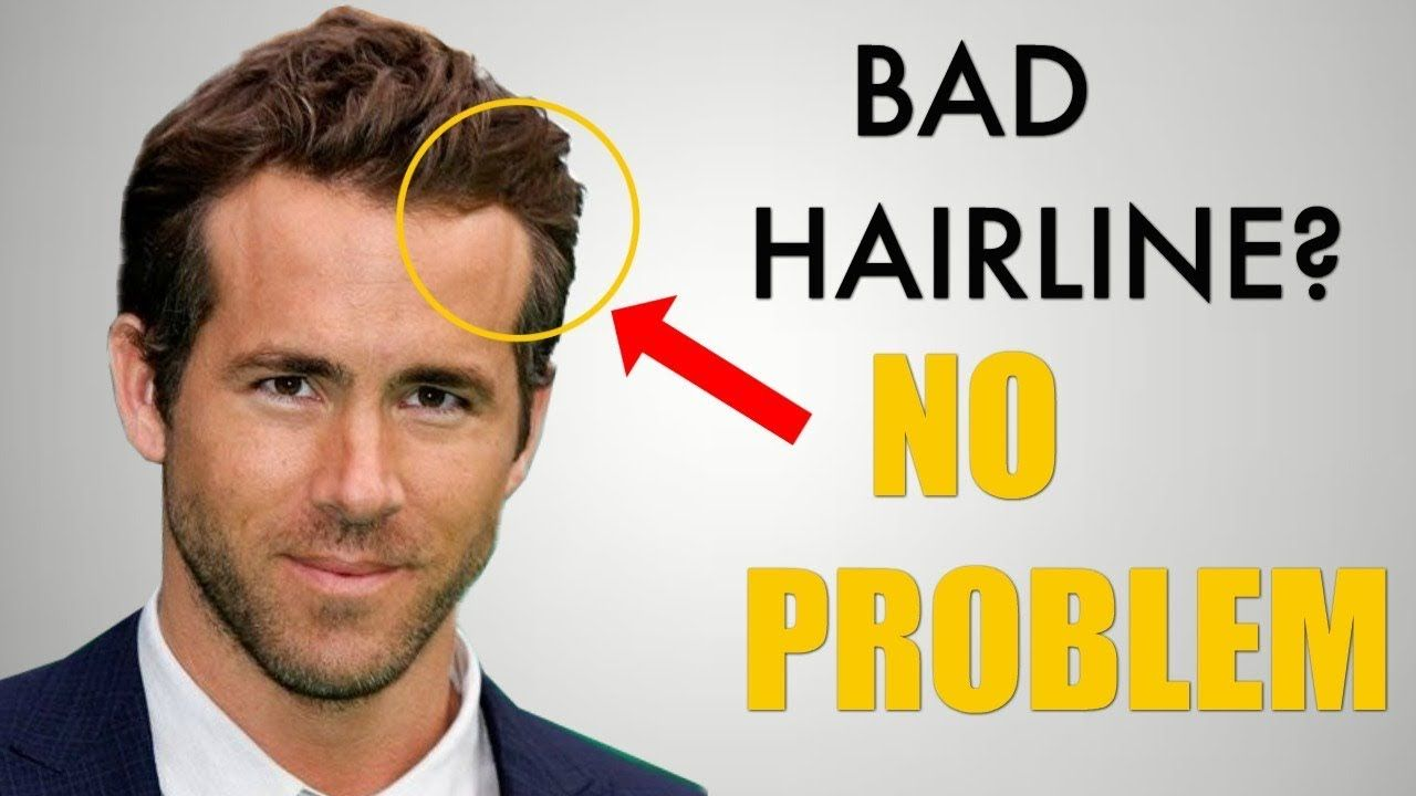 32+ Cool hairstyles for guys with receding hairline inspirations