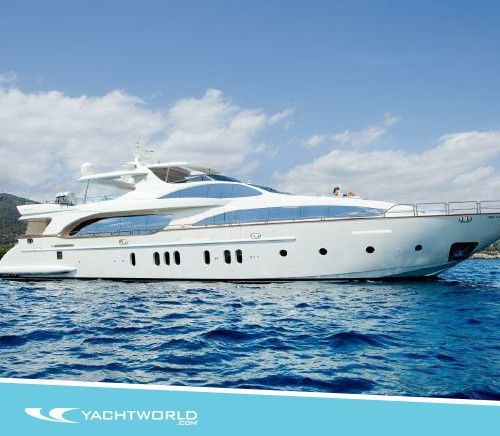 Go ahead, have a look! Browse: 2006 Azimut 116 in Mallorca, Spain. £4,043,513.