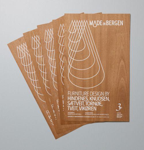 A Wood Logo Furniture Business Card Design Woodworking