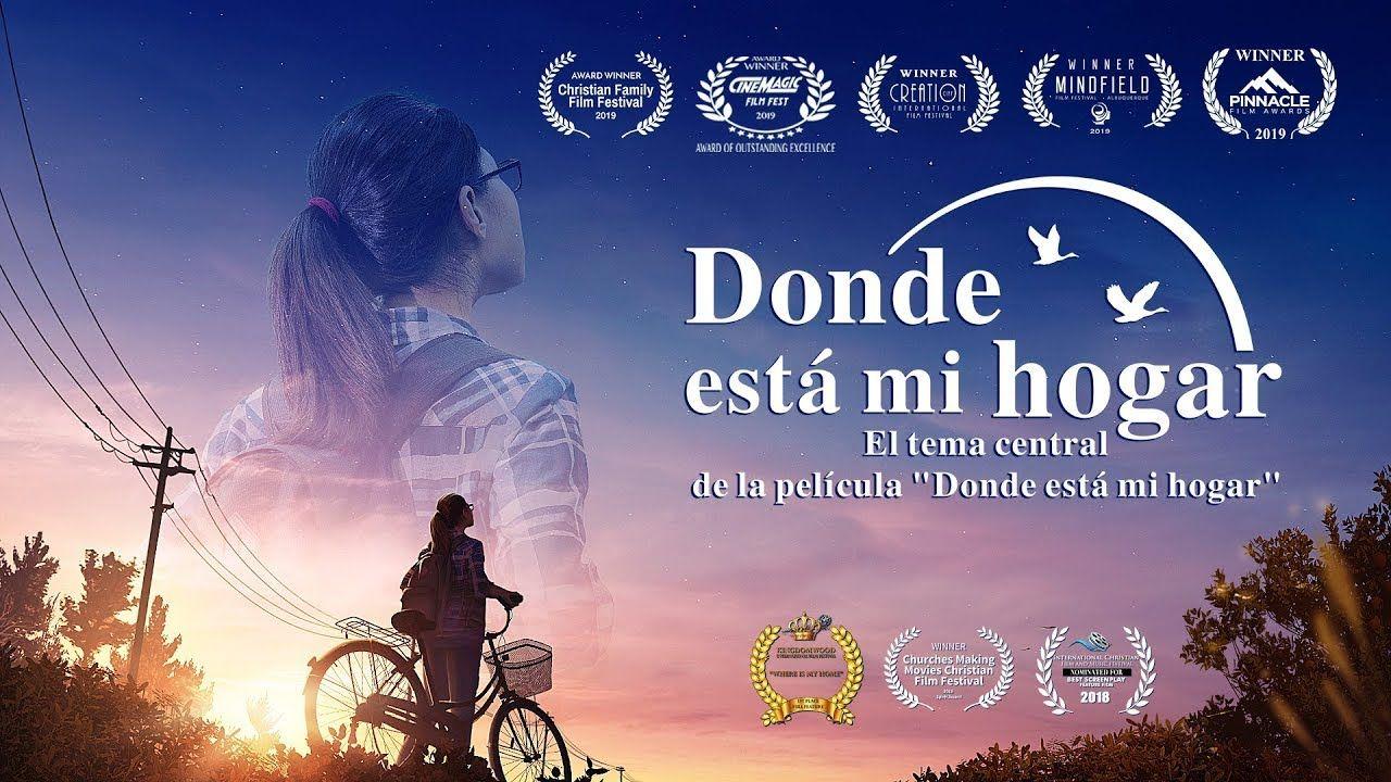 Pelicula Cristiana Donde Esta Mi Hogar Espanol Latino Youtube Home Movies Videos