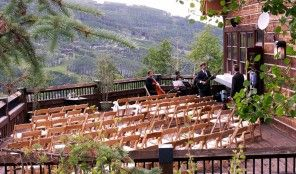 Allies Cabin Beaver Creek Resort Colorado Wedding Venues Beaver