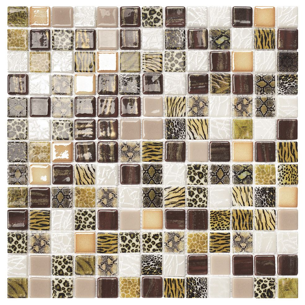 Jaguar Blend Recycled Glass Mosaic Tile. Eco Friendly Cleaning  ProductsShower FloorGlass ...