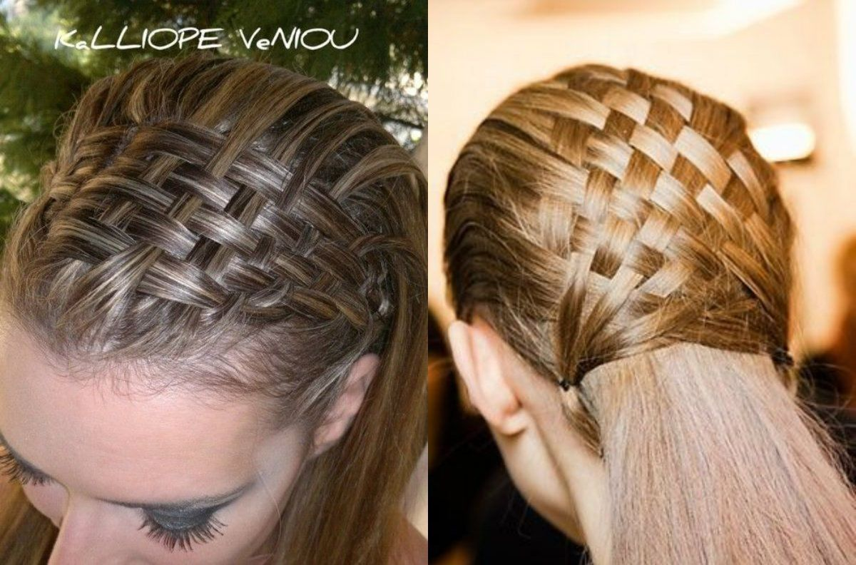 Pin by Duly. Noted. on *Future Hairstyle Database*  Kids braided