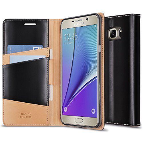 new product 76c33 79b10 Galaxy Note 5 Case - Ringke SIGNATURE [Free HD Film / ID & Card Slot ...